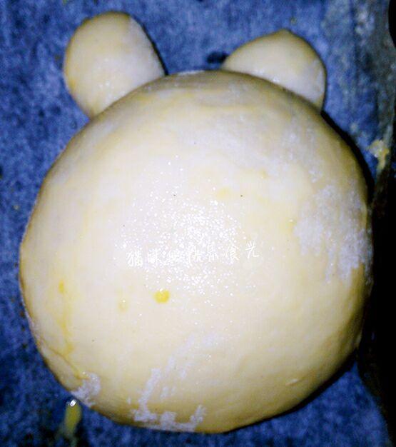 小动物面包的做法_【图解】小动物面包怎么做如何做
