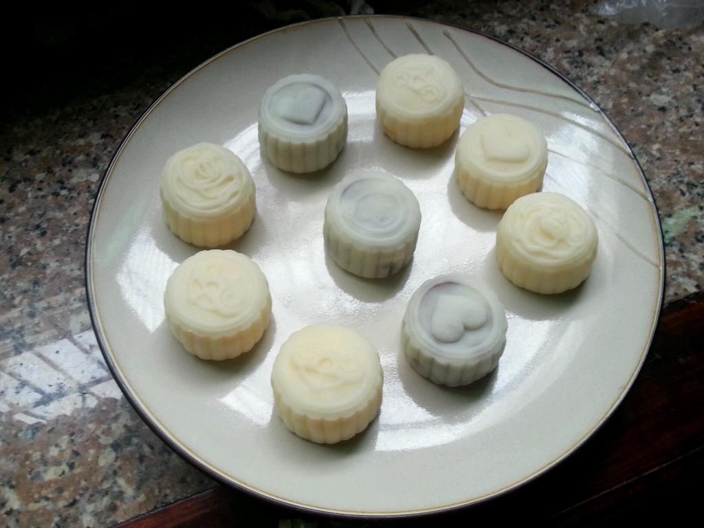 冰皮月饼的做法图解1