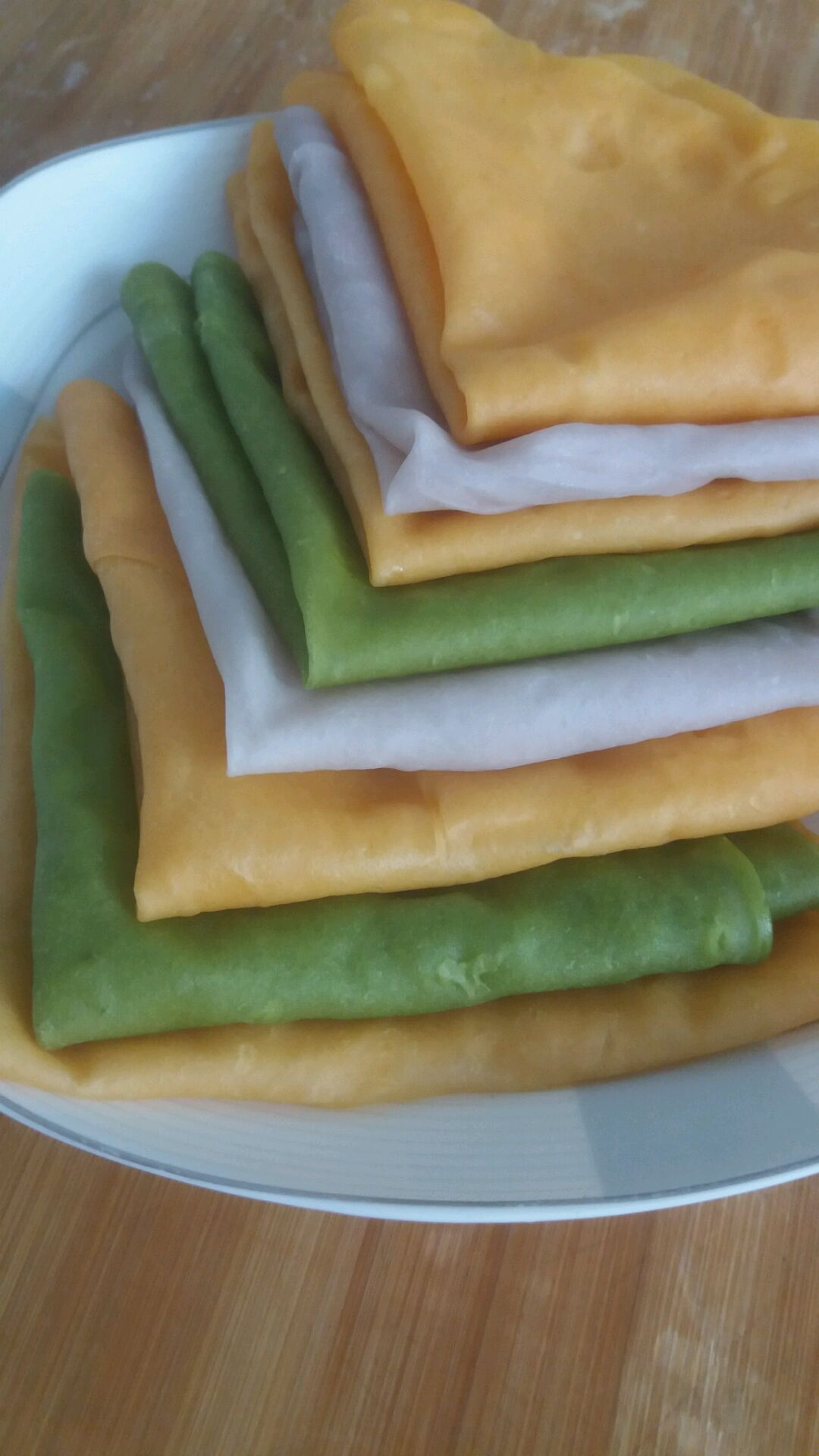 蒸春饼的做法_【图解】蒸春饼怎么做如何做好吃_蒸_.