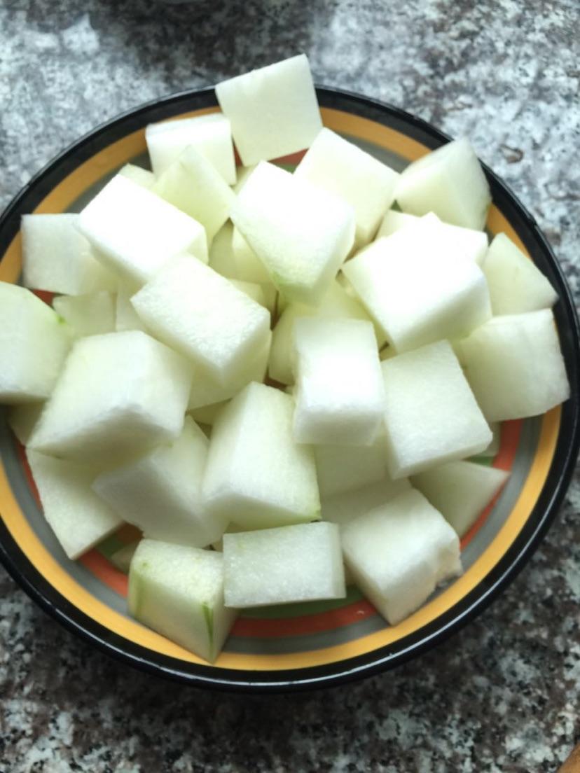 蚝油焖冬瓜的做法_【图解】蚝油焖冬瓜怎么做如何做