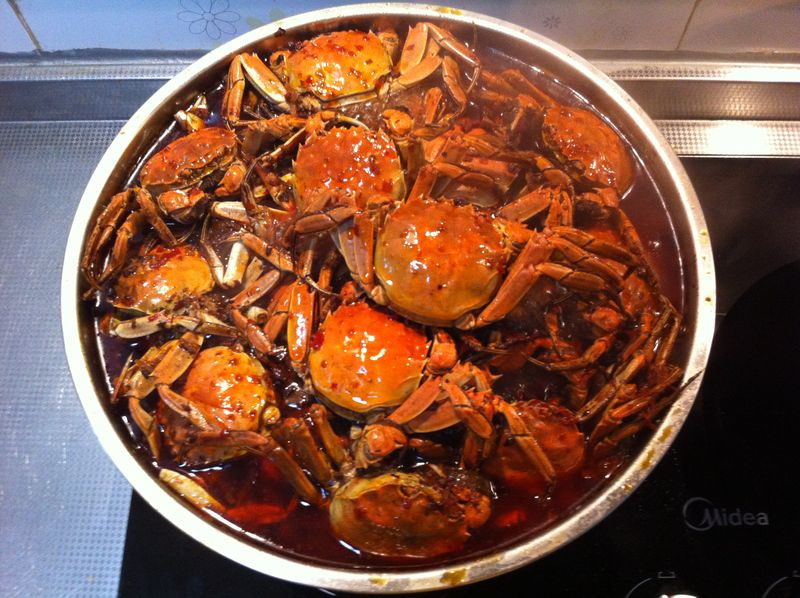 香辣蟹的做法_【图解】香辣蟹怎么做如何做好吃_香辣
