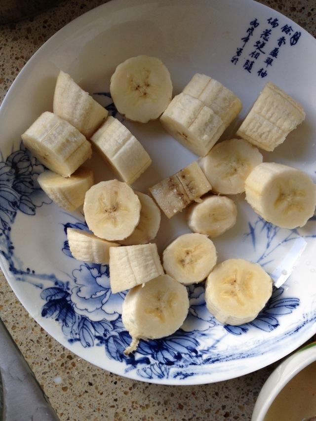 香酥香蕉的做法图解1