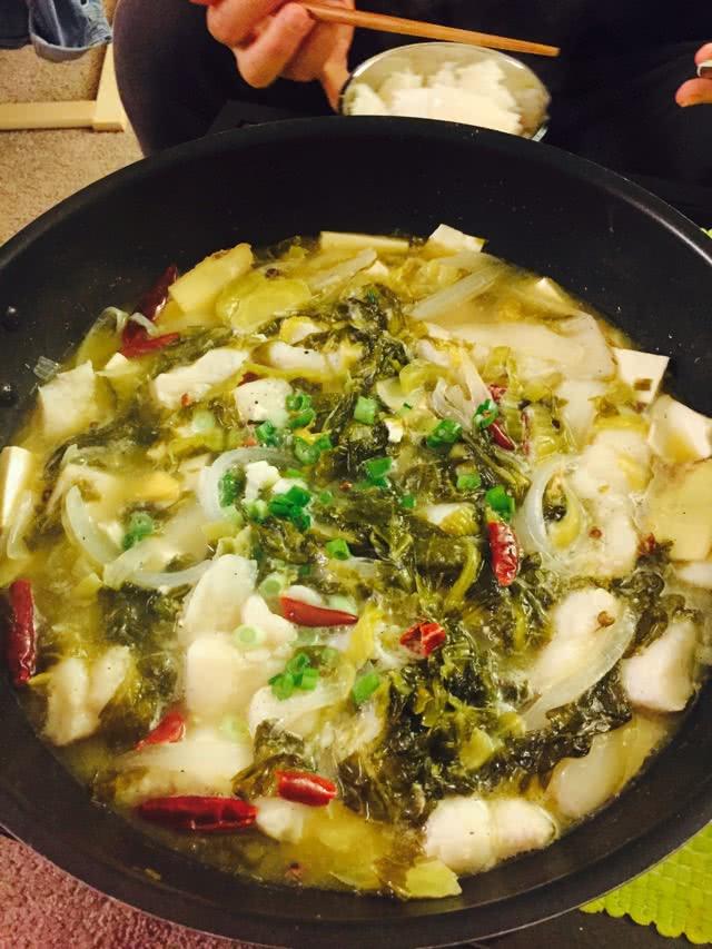 酸菜鱼的做法_【图解】酸菜鱼怎么做如何做好吃_酸菜
