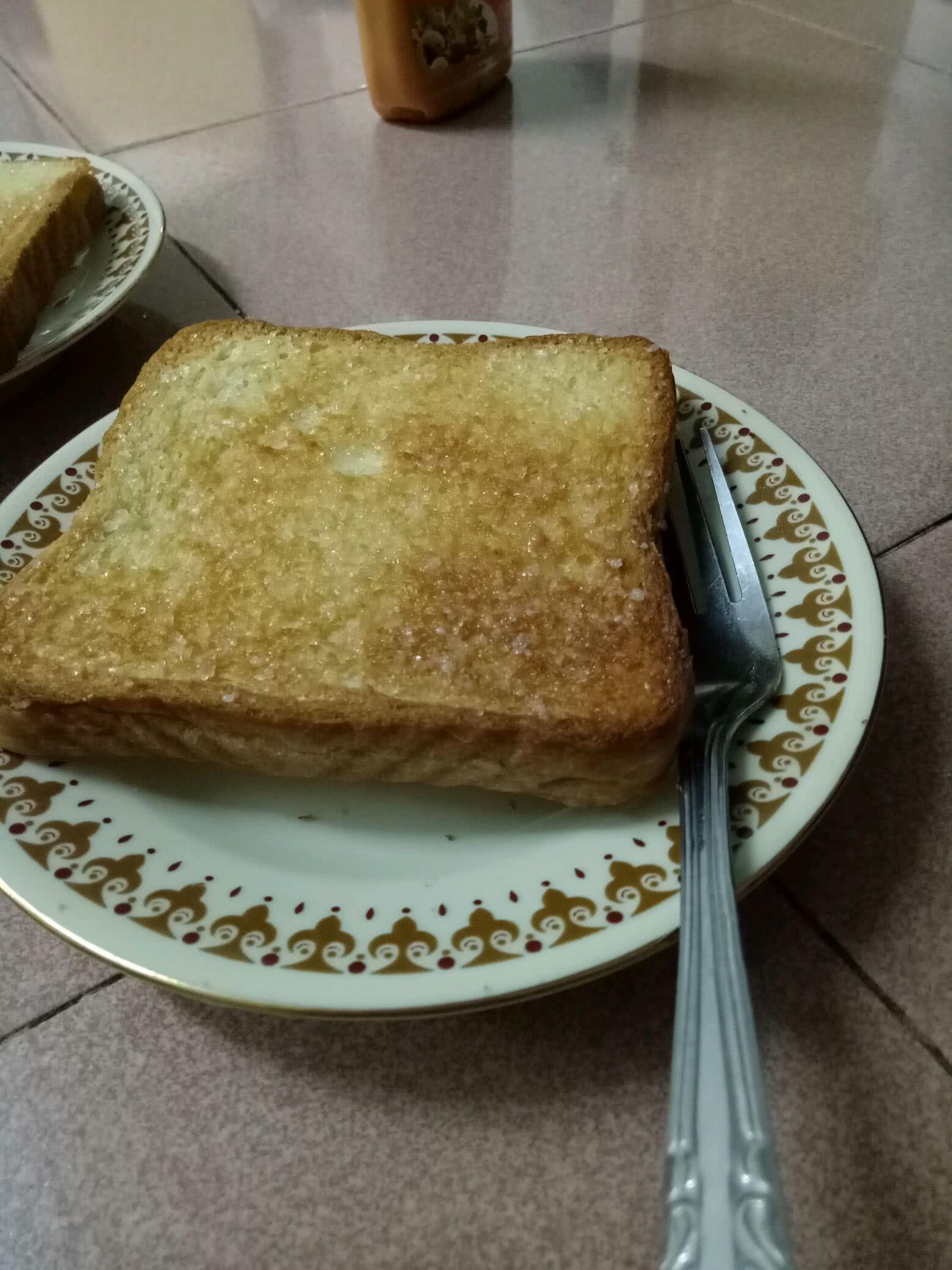 烤面包的做法步骤