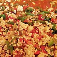 西红柿鸡蛋拌面的做法图解1