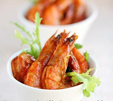 美味番茄虾的做法_【图解】美味番茄虾怎么做如何做