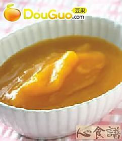 香甜南瓜酱的做法
