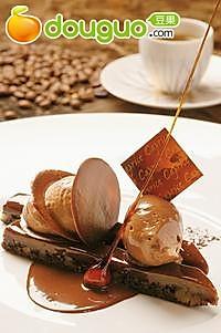 巧克力脆杏仁饼 的做法