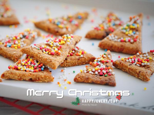圣诞杏仁酥饼