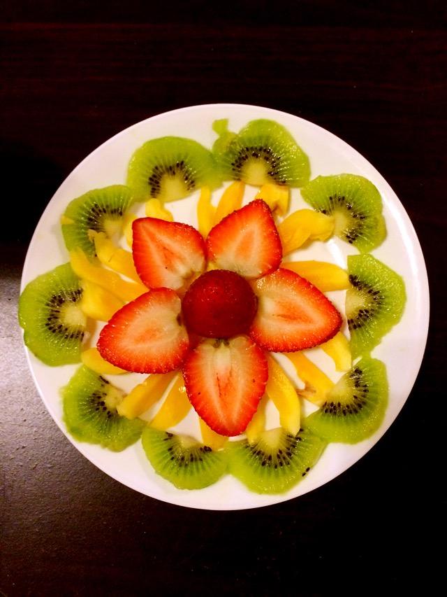 半圆水果装修设计图