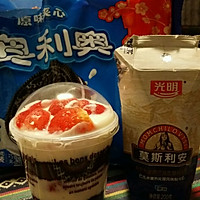 酸奶木糠杯_ 给孩子的健康食品的做法_【图解