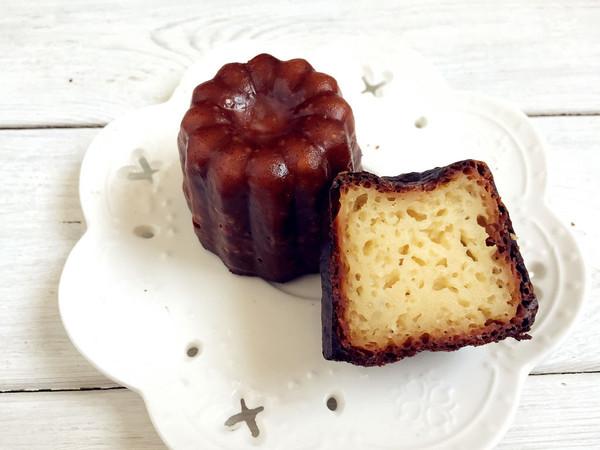 低调的法式甜点——天使之铃可露丽