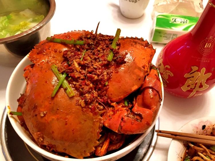 曾氏香辣蟹的做法_【图解】曾氏香辣蟹怎么做如何做