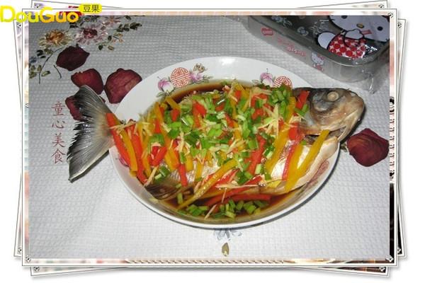 清蒸红鲳鱼的做法