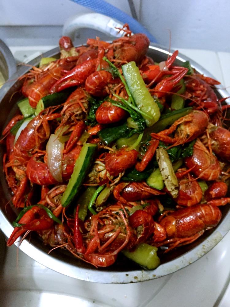 十三香龙虾的做法_【图解】十三香龙虾怎么做如何做