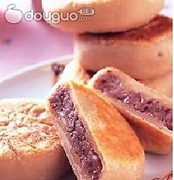 红豆芋泥馅饼的做法