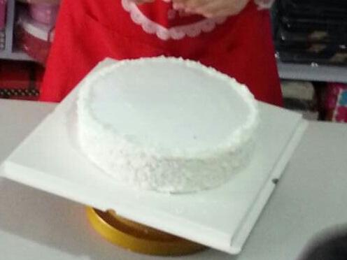 diy水果生日蛋糕的做法步骤