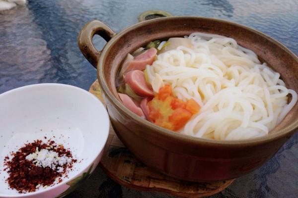 三鲜砂锅米线 简易版