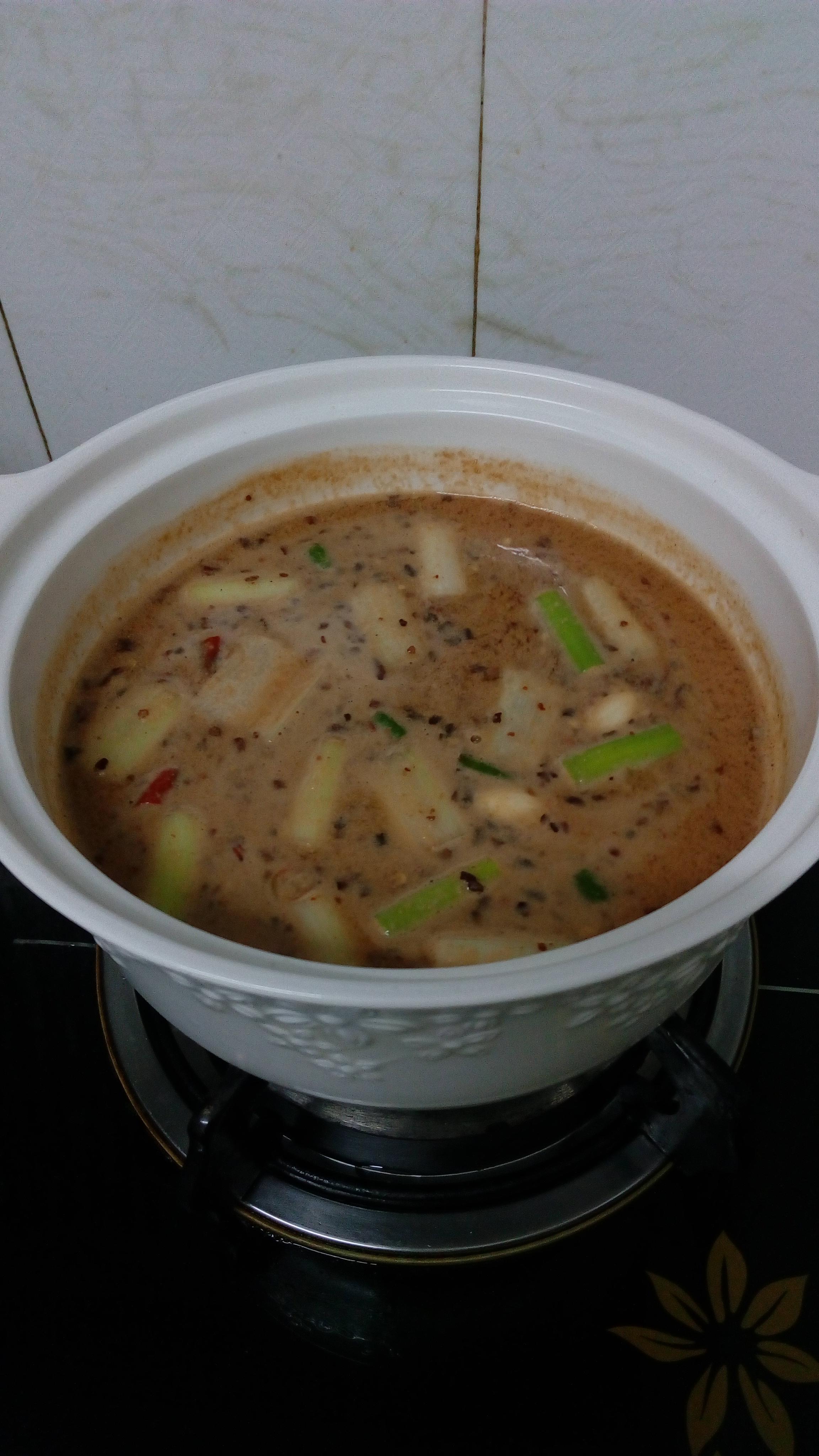 蔬菜砂锅的做法步骤