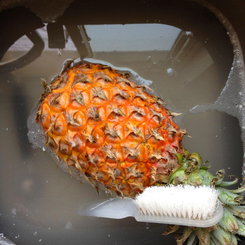 菠萝饭的做法步骤