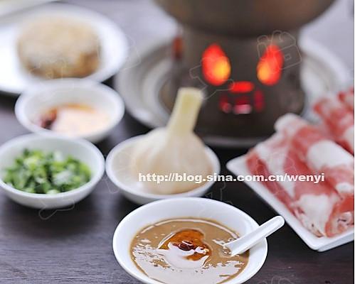 涮羊肉的做法_老北京涮羊肉的做法