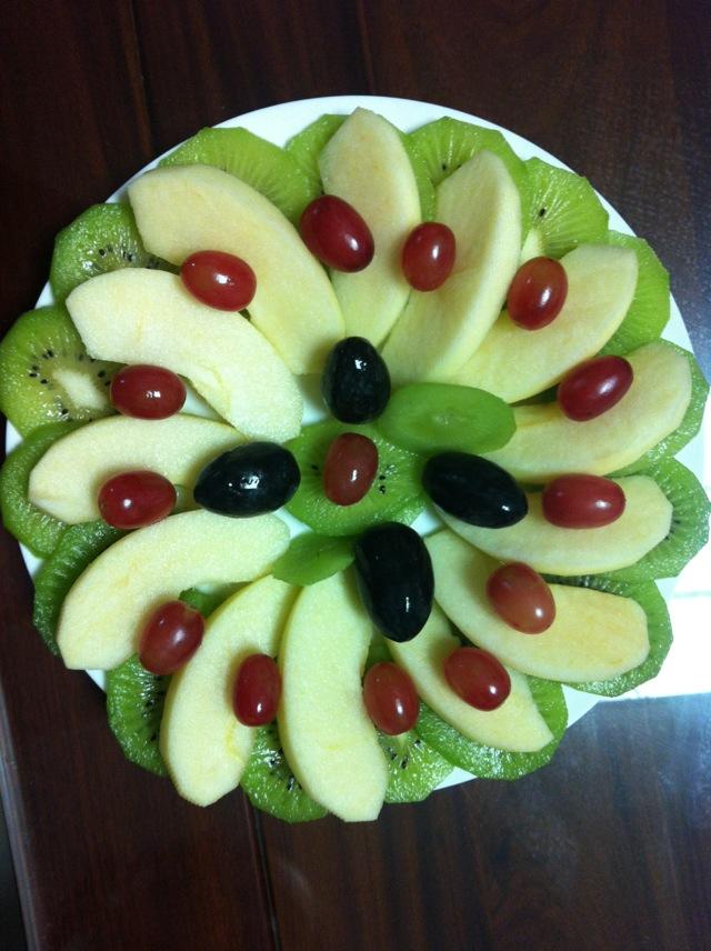 水果拼盘图片