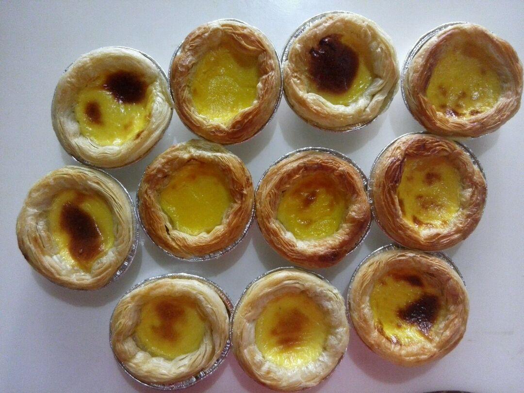 葡式蛋挞的做法图解6