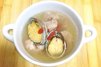 清肝明目鲍鱼煲瘦肉