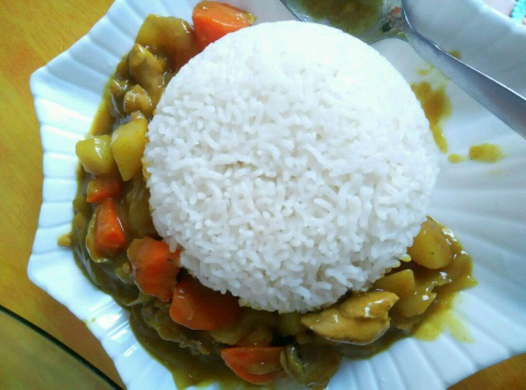 搭配上一大碗米饭,开吃喽~~!图片