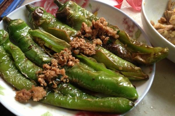酱油青辣椒的腌制方法图片2