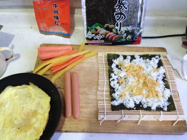 寿司的做法步骤