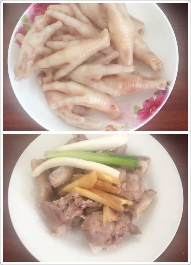 炖肉大锅菜的做法图解1