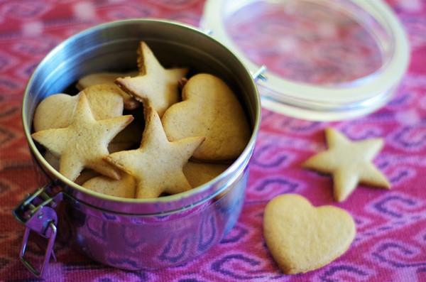 圣诞姜饼(Gingerbread Biscuits)