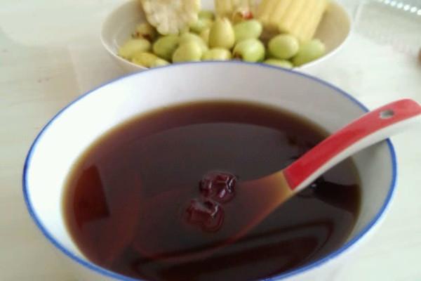 暖宫红糖水的做法_【图解】暖宫红糖水怎么做如何做