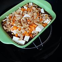 虾干蒸豆腐#我要上首页清爽家常菜#的做法图解9