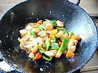 清炒胡萝卜杏鲍菇  的做法图解5