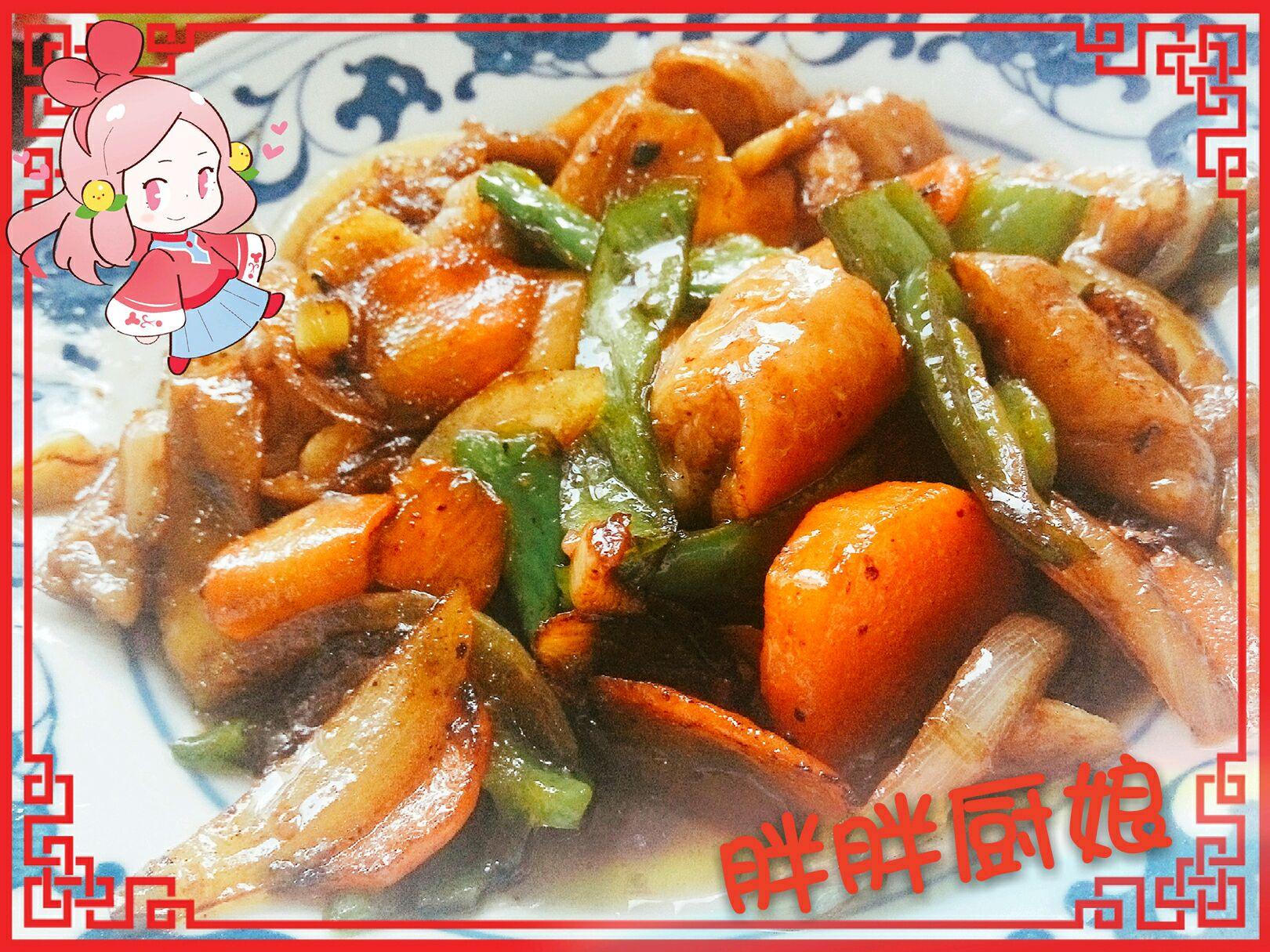爆炒肥肠的做法_【图解】爆炒肥肠怎么做如何做好吃