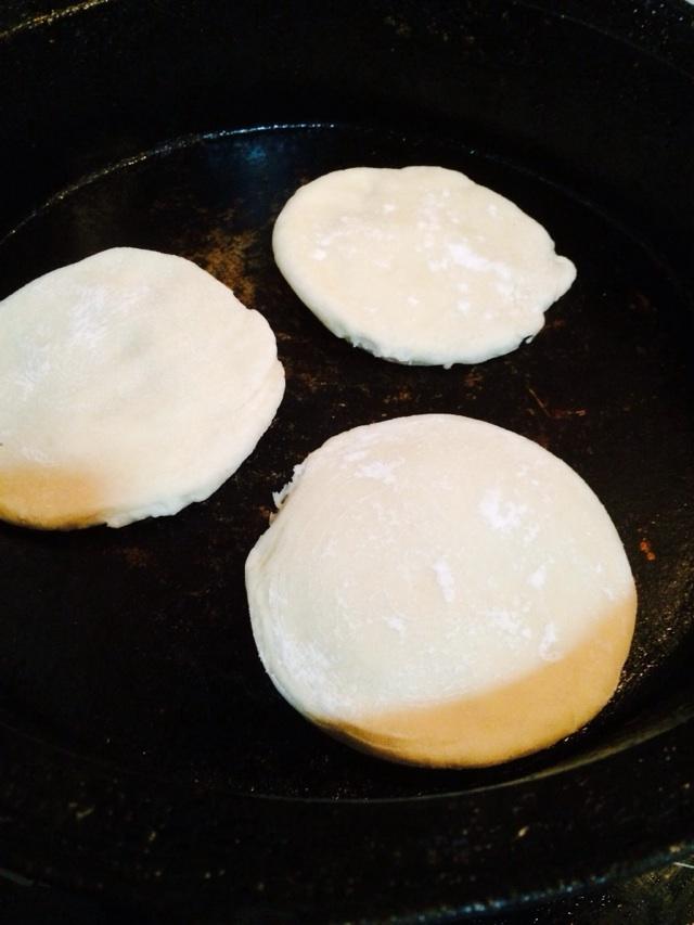 手工白皮饼的做法图解6