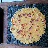美食西红柿厚蛋烧的做法_【图解】海苔西红柿图片友海苔乐园Q图片
