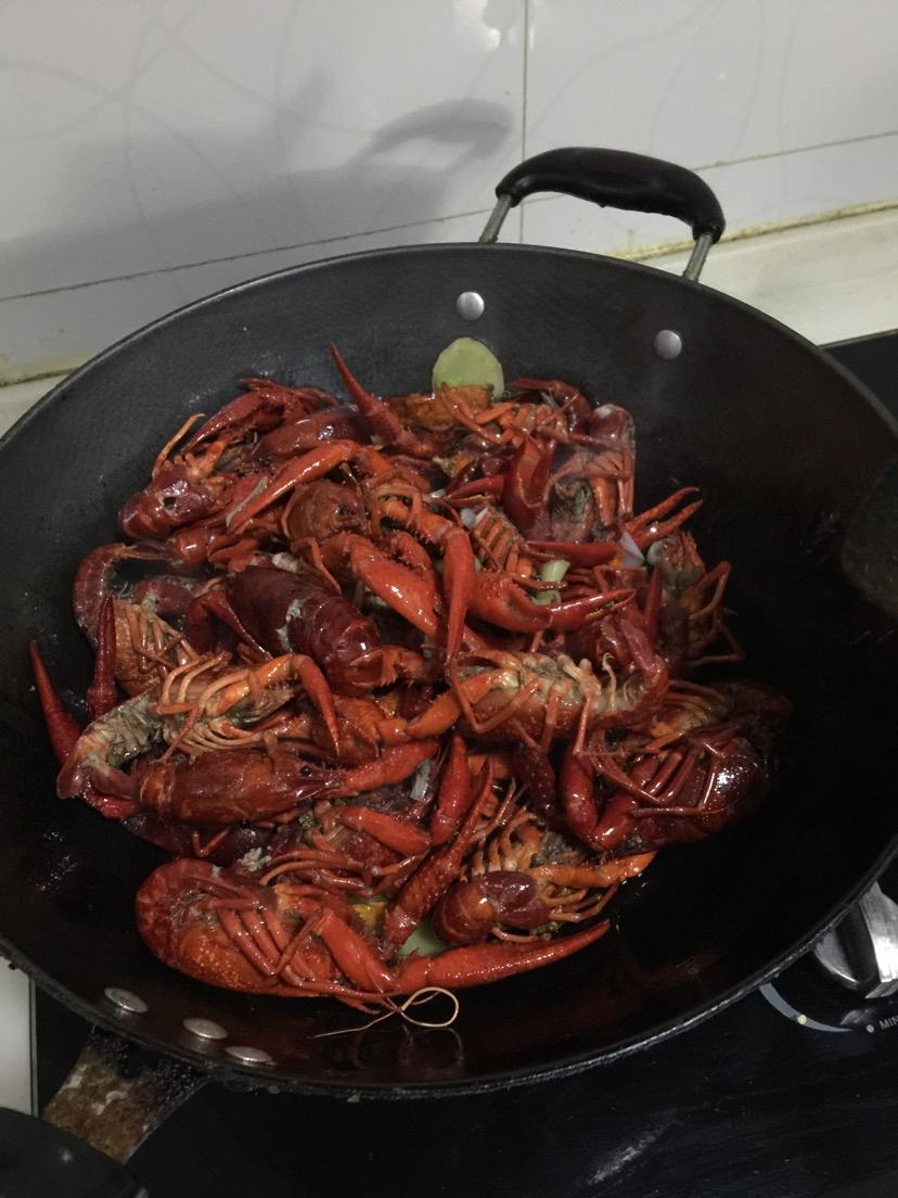 麻辣小龙虾的做法步骤