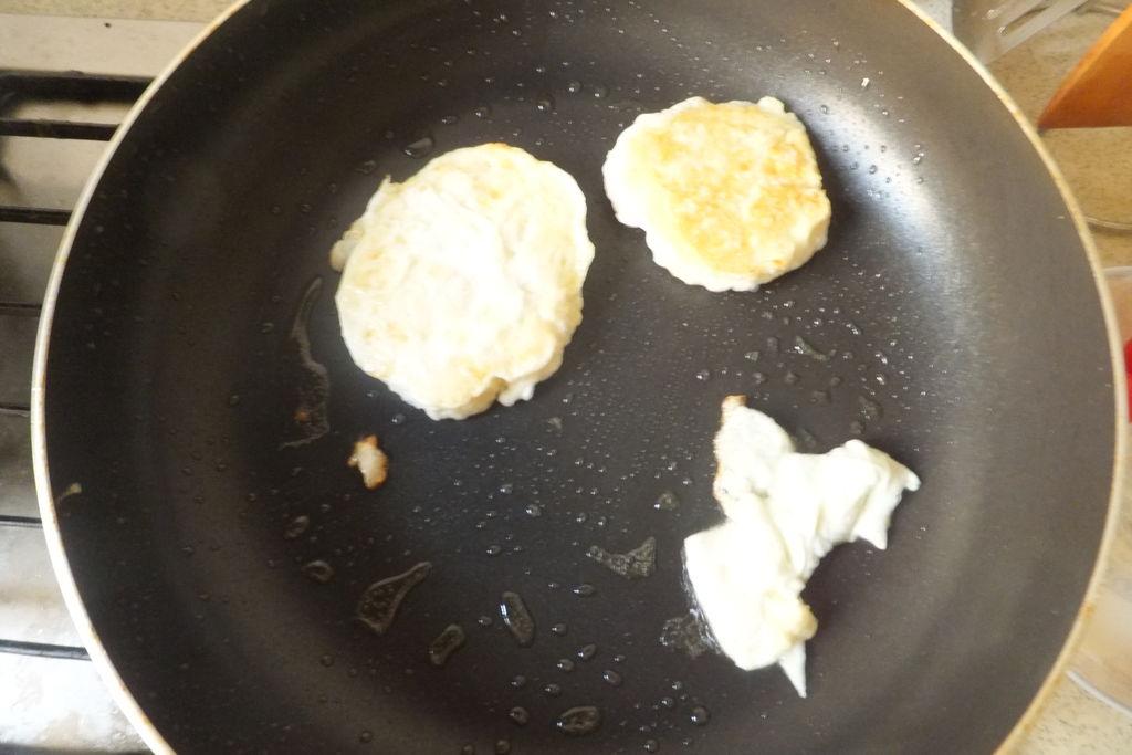 雪人儿童早餐的做法图解3