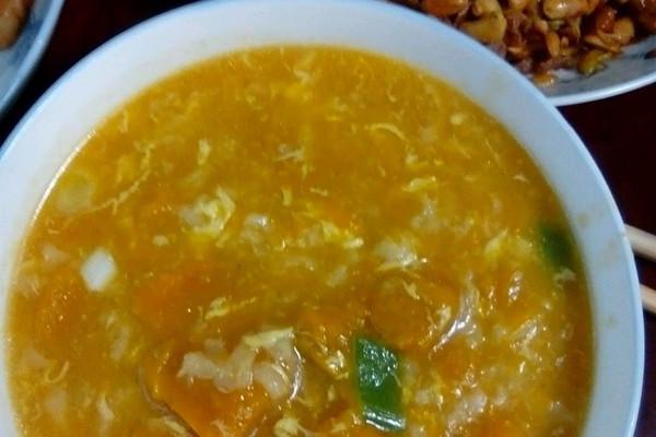 北瓜疙瘩汤的做法 北瓜疙瘩汤怎么做如何做好吃 北瓜疙瘩汤家常做法
