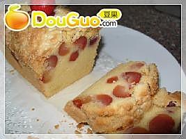 樱桃酥蛋糕的做法