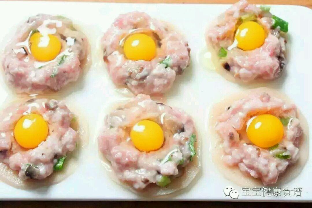 15分钟,蒸出萌萌的迷你太阳蛋|宝宝餐