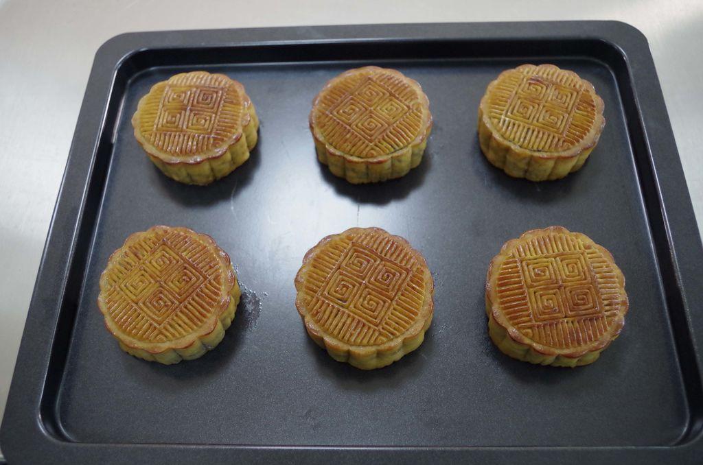 中秋缺了一份小清新,小清新月饼【水果月饼】的做法图解14
