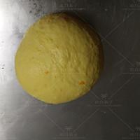 胡萝卜酸奶餐包的做法图解4