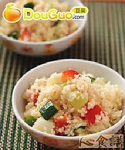 北非小米炖蔬菜的做法