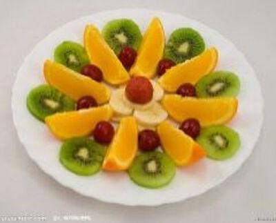 水果拼盘的做法_【图解】水果拼盘怎么做好吃_水果