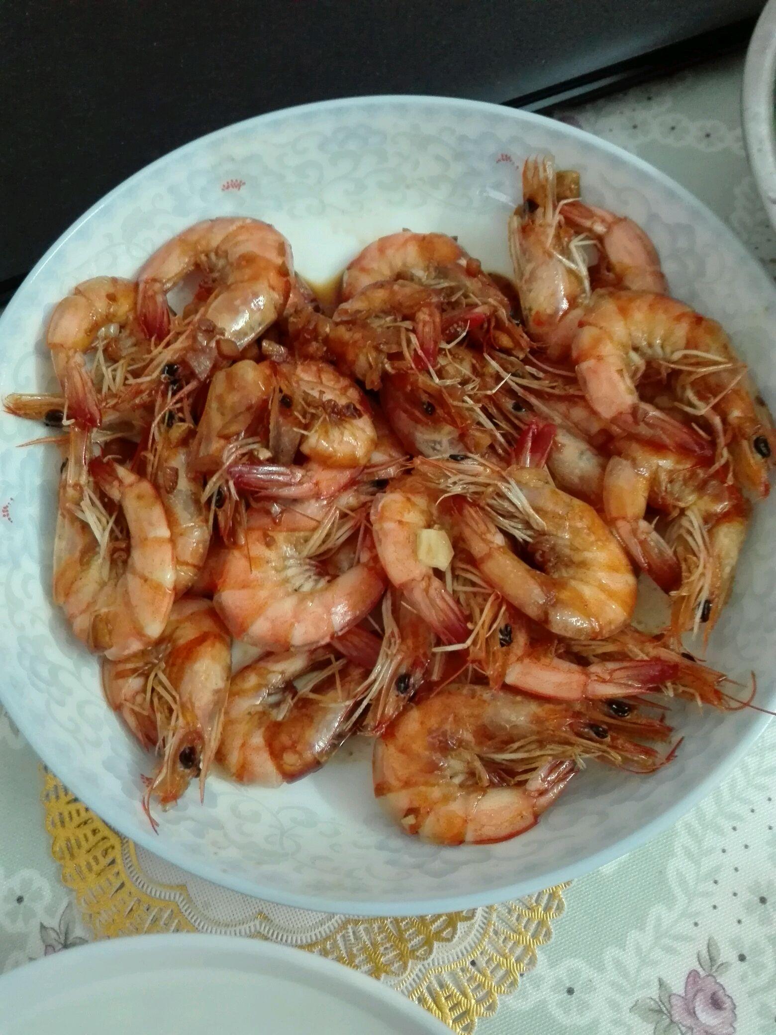 酱油虾的做法图解4