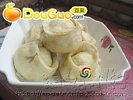 鲜虾黄瓜元宝包的做法